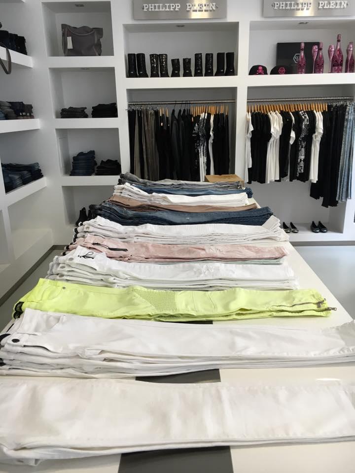 Eine kleine Auswahl unserer Hosen